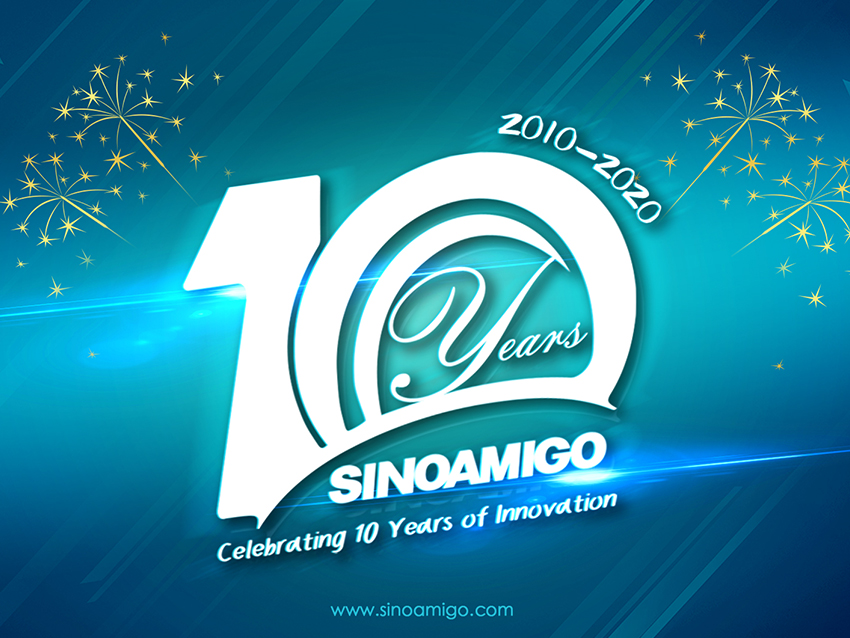 Wavin Flag: Celebrating Sinoamigo's 10 Years of Innovation