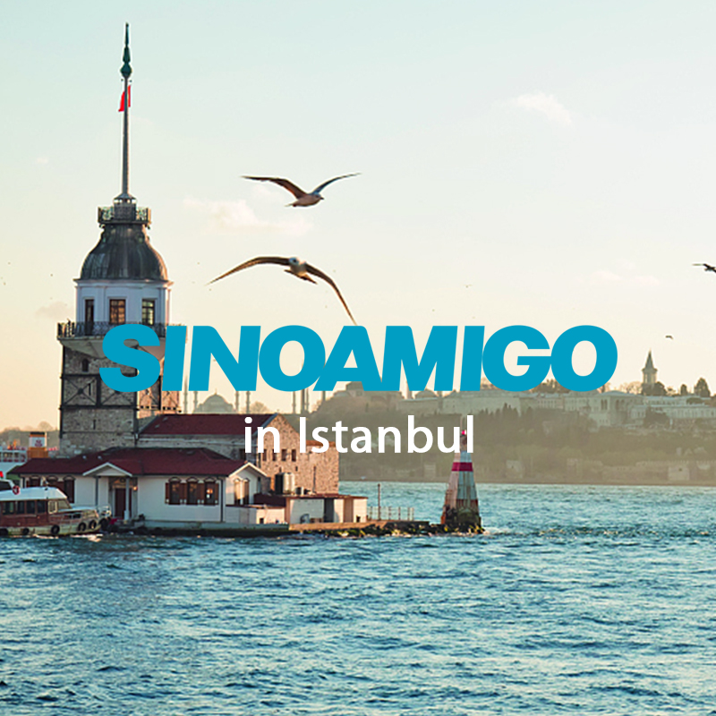 Sinoamigo Electric opens a new showroom in Istanbul